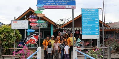 The development of community-based tourism : Bangtoey Phang Nga