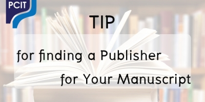 TIP for finding a Publisher for Your Manuscript