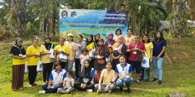 The development of community-based tourism:  Khao Kram, Krabi