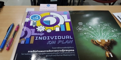 Individual knowledge management Plan workshop project